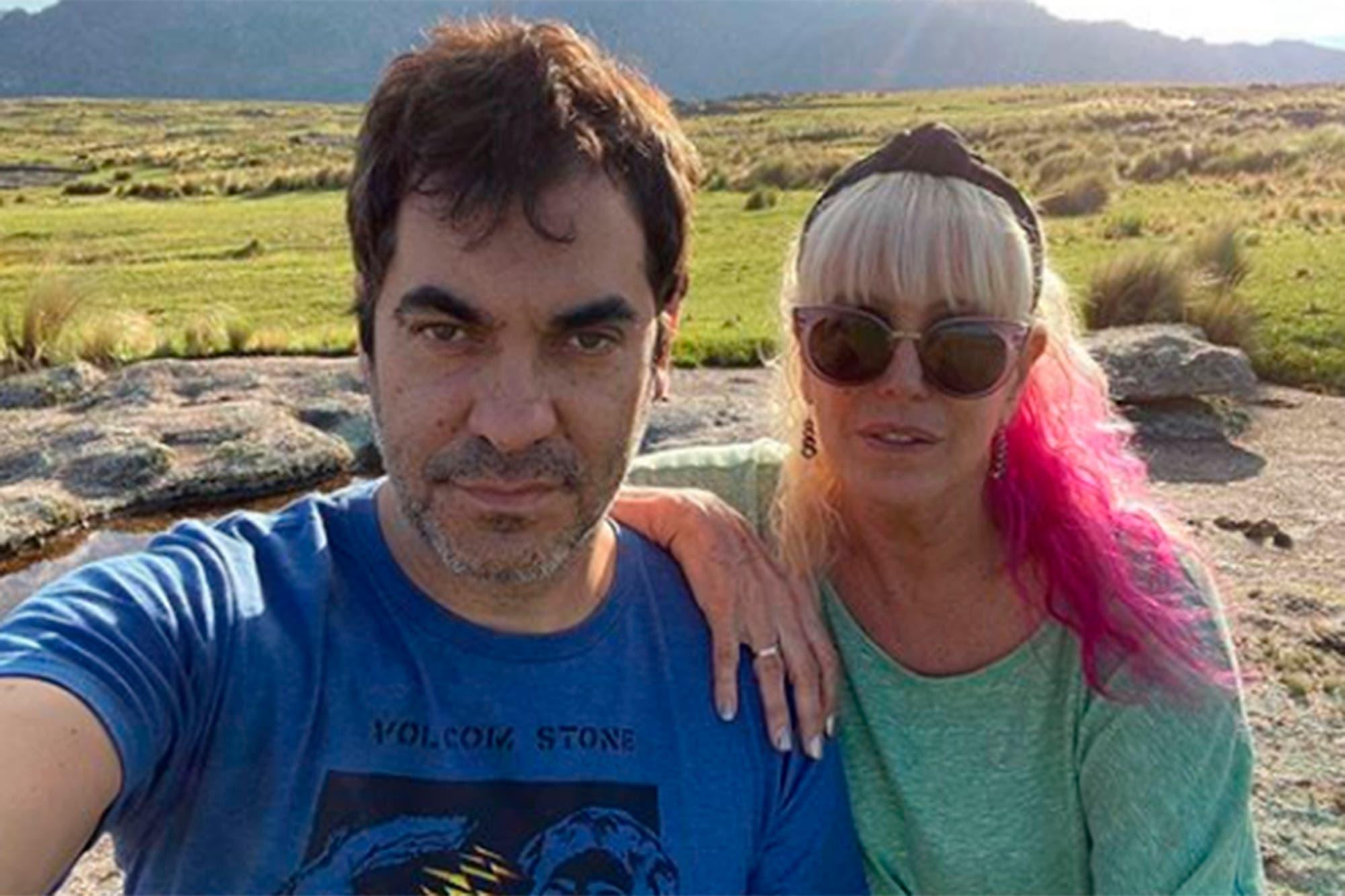 Valeria Lynch confirmó que está probando la convivencia con Mariano Martínez