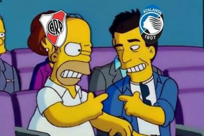 Atalanta-PSG: los memes en las redes que comparan el final con el de Flamengo-River