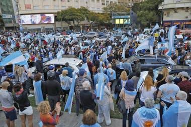 Santiago Cafiero criticó la movilización de ayer contra el Gobierno
