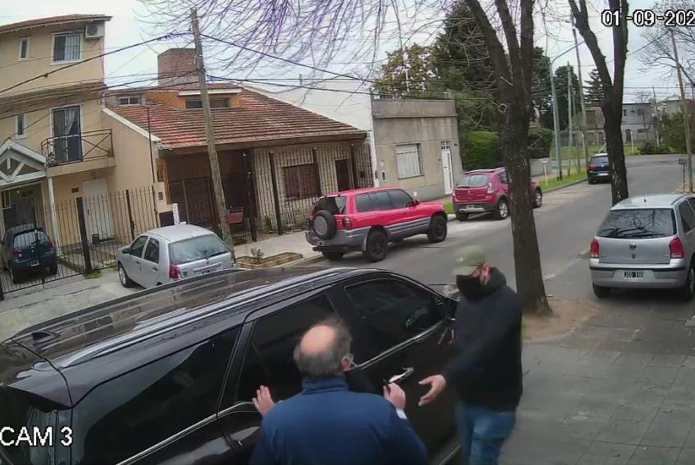 Video Robaban Camionetas 4x4 En Vicente Lopez Y Las Vendian En Bolivia Y Paraguay