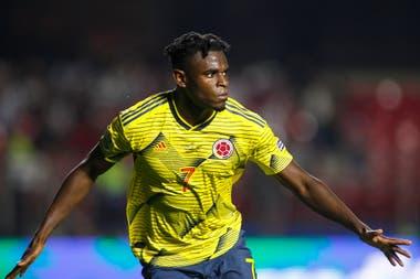 Duvan Zapata, delantero colombiano que brilla en Atalanta