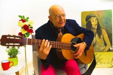 Jorge Montejo atravesó momentos difíciles, pero jamás perdió su vocación por el humor y la música