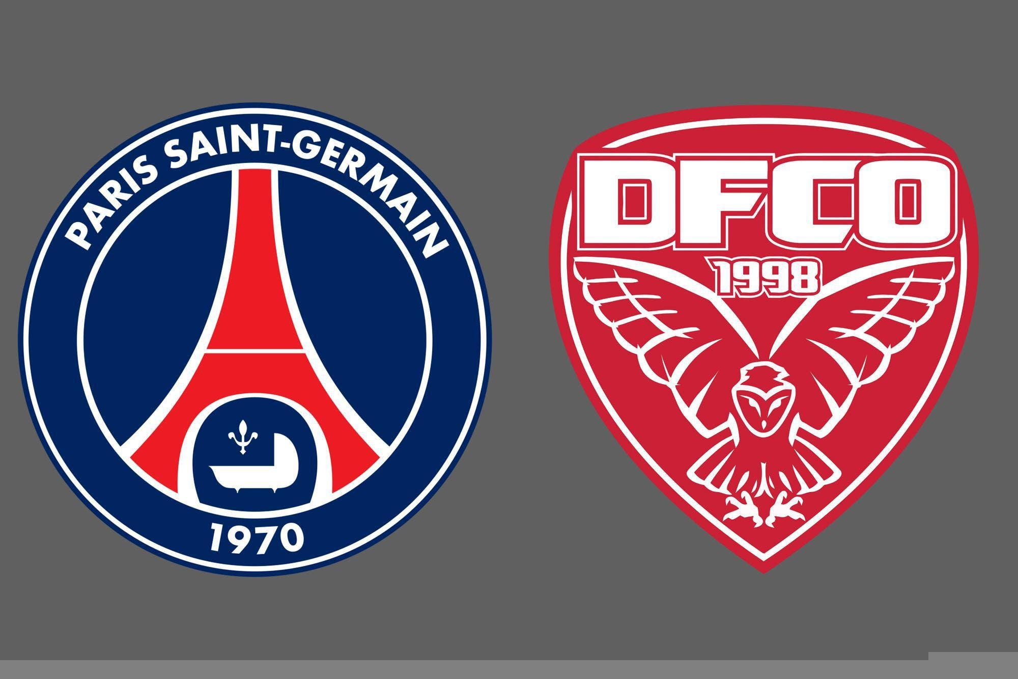 Ligue 1 de Francia: PSG venció por 4-0 a Dijon como local
