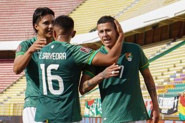 Bolivia busca sumar sus primeros puntos en las eliminatorias