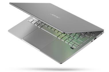 La Acer Swift 3 ofrece 12 horas de autonomía
