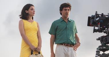 Matilda De Angelis y Elio Germano interpretan a Gabriella y Giorgio Rosa