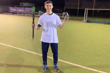 Un joven británico sufrió un accidente en marzo, antes de que comenzara la crisis sanitaria