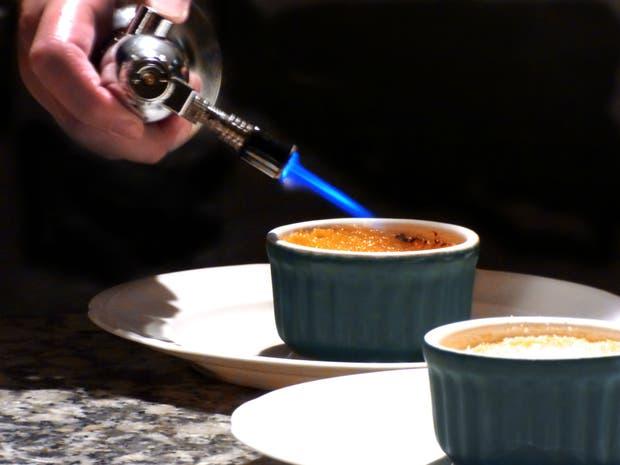 Receta de Crème brûlée de vainilla