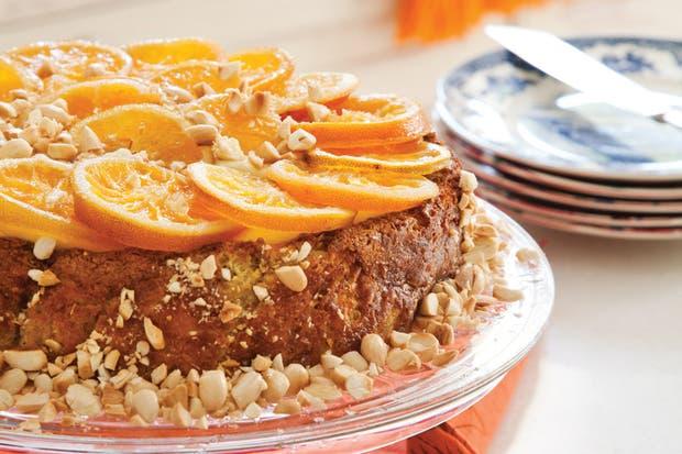 Receta de Torta de naranjas