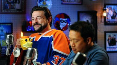 Kevin Smith en Comic Book Men