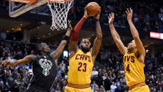 NBA: Cleveland sigue con paso firme y Dallas ganó sin acción para Nicolás Brussino