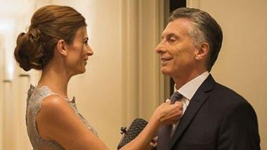 Cómo deberán vestir Macri y Juliana Awada para su encuentro con los reyes  de España 067dccc22b77