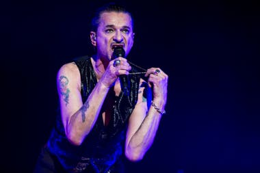 Dave Gahan, una bestia pop indomable