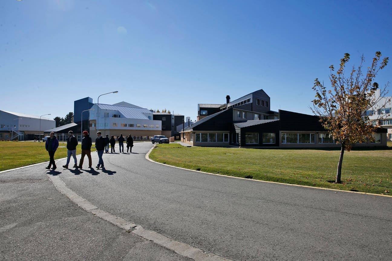 La sede central de Invap está en Bariloche; en total, emplean a 1300 personas
