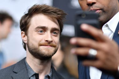 Momento selfie para Daniel Radcliffe, protagonista de Miracle Workers