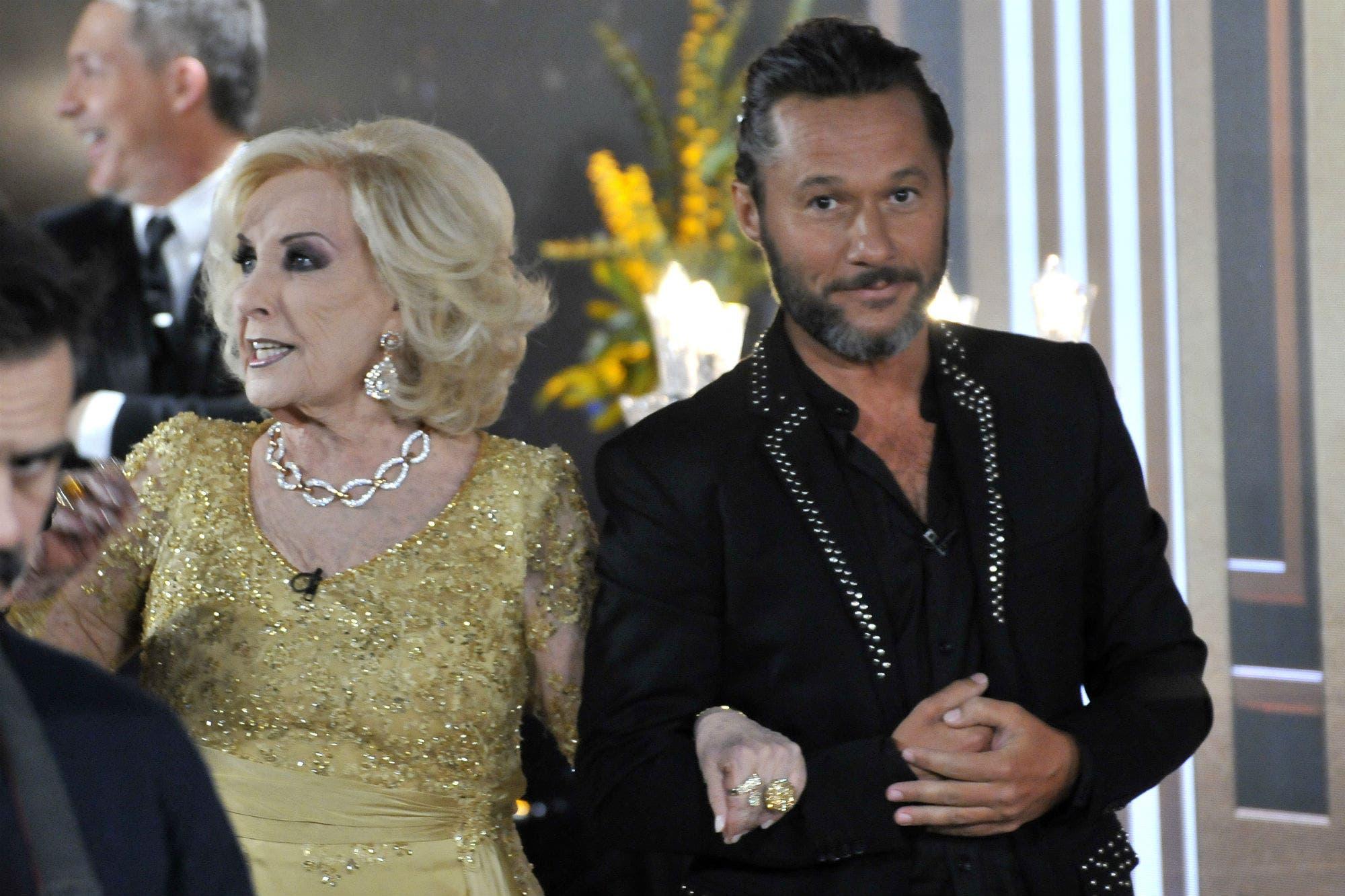 Los 50 años de Mirtha en la TV: Soledad Pastorutti y Diego Torres le agregaron música a la noche