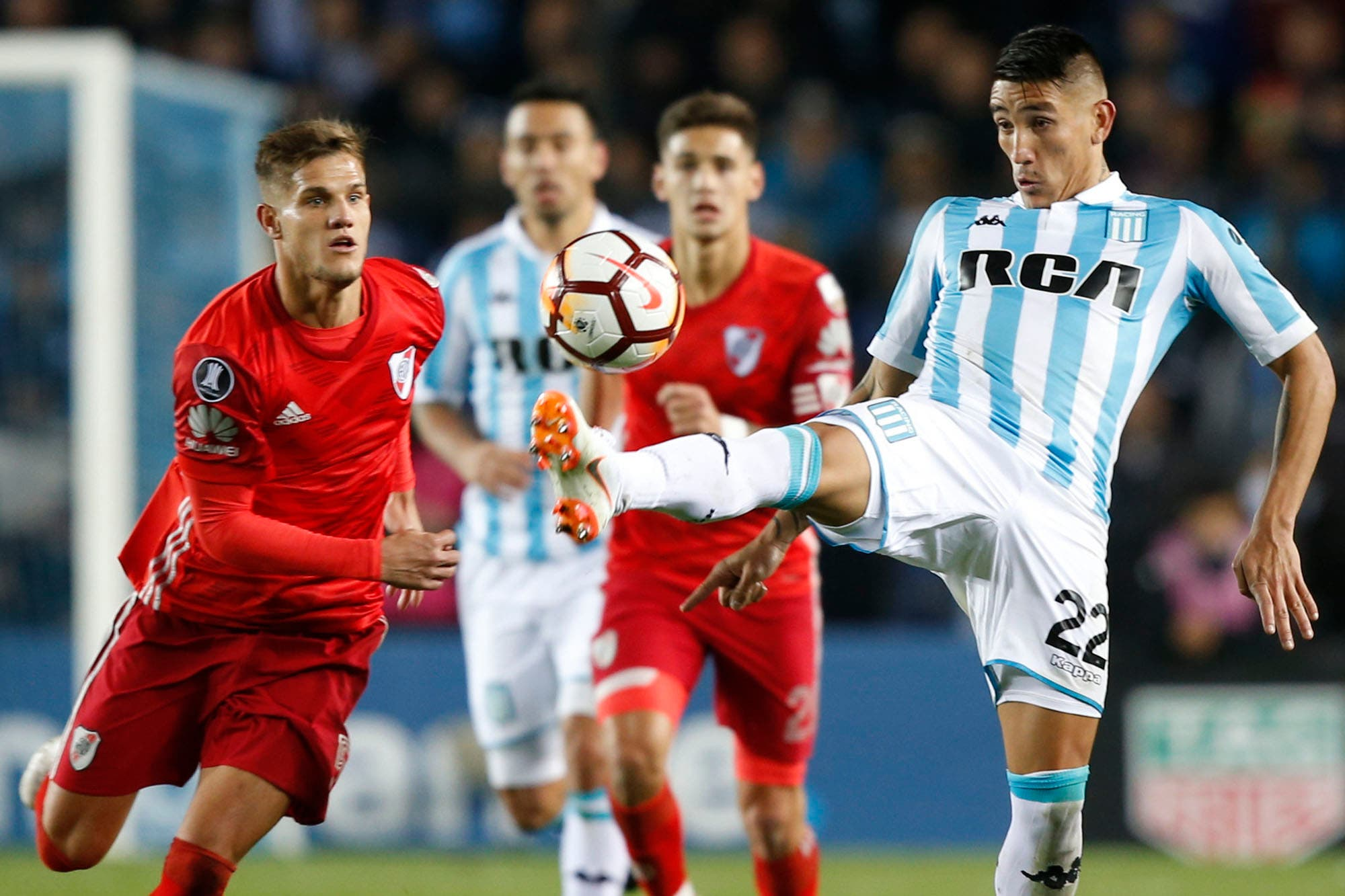 Caso Zuculini: los argumentos de Racing para pedir la eliminación de River de la Copa Libertadores