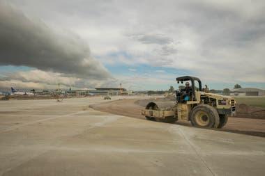 En el sector aerocomercial hubo avances en la infraestructura, más allá de que el sistema está aún lejos de su punto óptimo