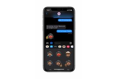 El modo oscuro y los nuevos memojis, que se podrán personalizar en iOS 13 con más detalle