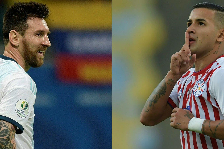 Argentina-Paraguay, en vivo: cómo ver online el partido de la Copa América Brasil 2019