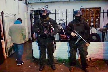 Con información aportada por las nuevas brigadas, la Policía Federal concretó ayer allanamientos en Mar del Plata