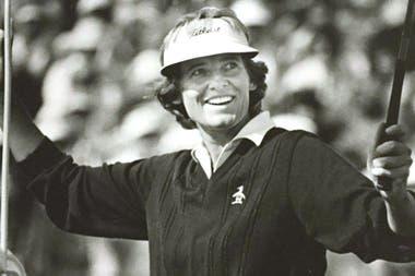 Su última victoria en el LPGA Tour, en 1984: el Mazda Classic of Deer Creek