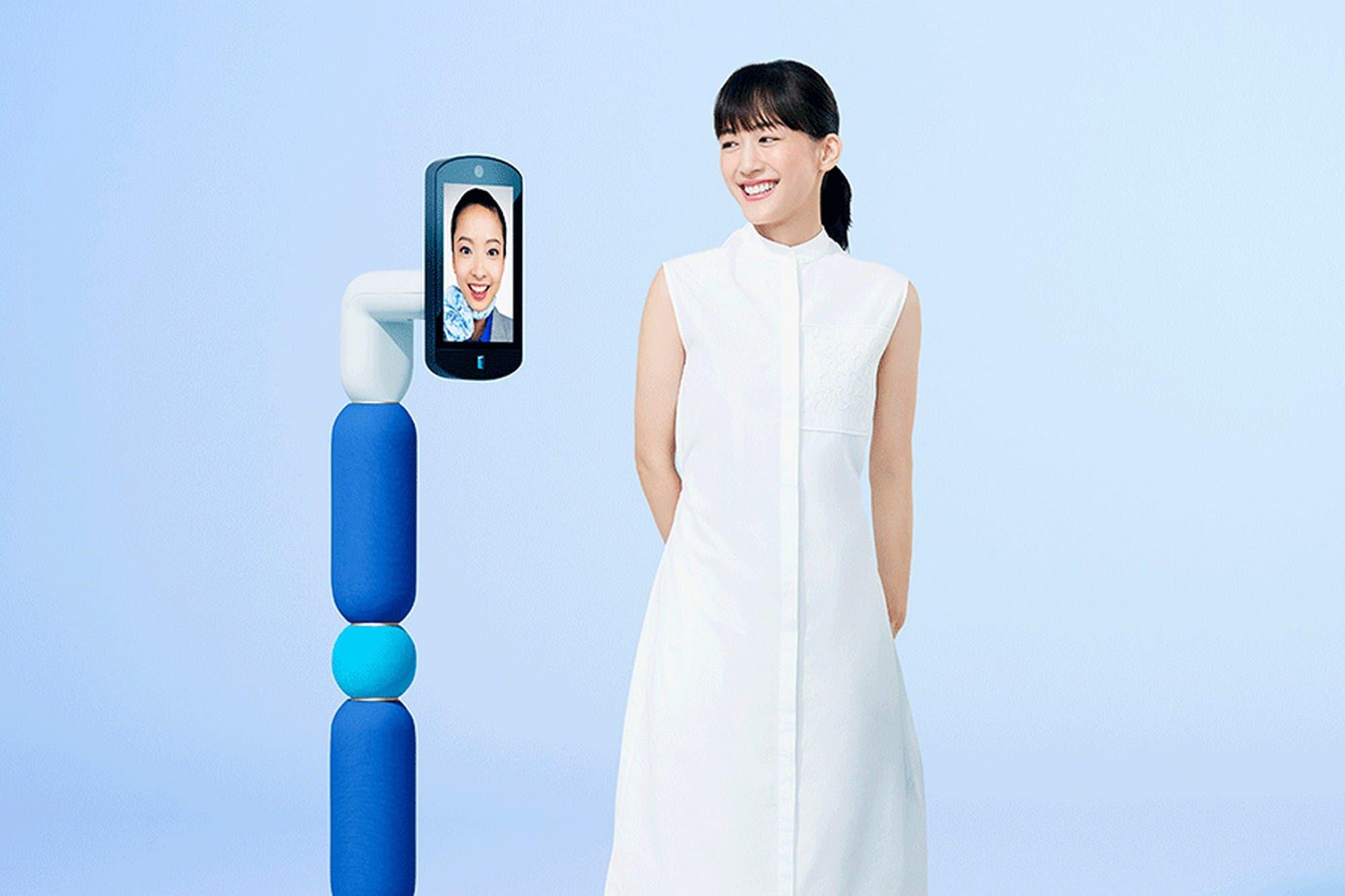 Nada de vuelos: los viajes del futuro serán con robots controlados a distancia