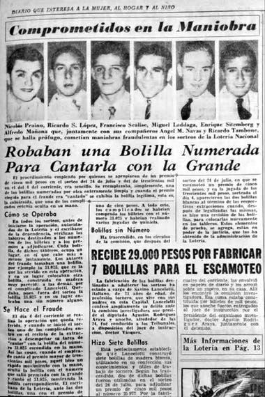 El diario El Mundo informaba sobre los pormenores del fraude el 9 de septiembre