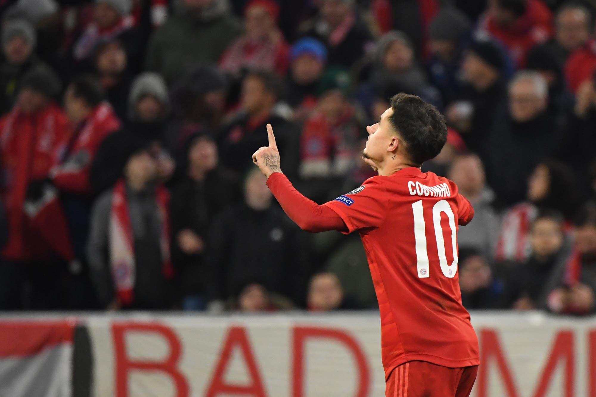 Bayern Munich-Tottenham, por la Champions League: un cierre de grupo perfecto para los alemanes