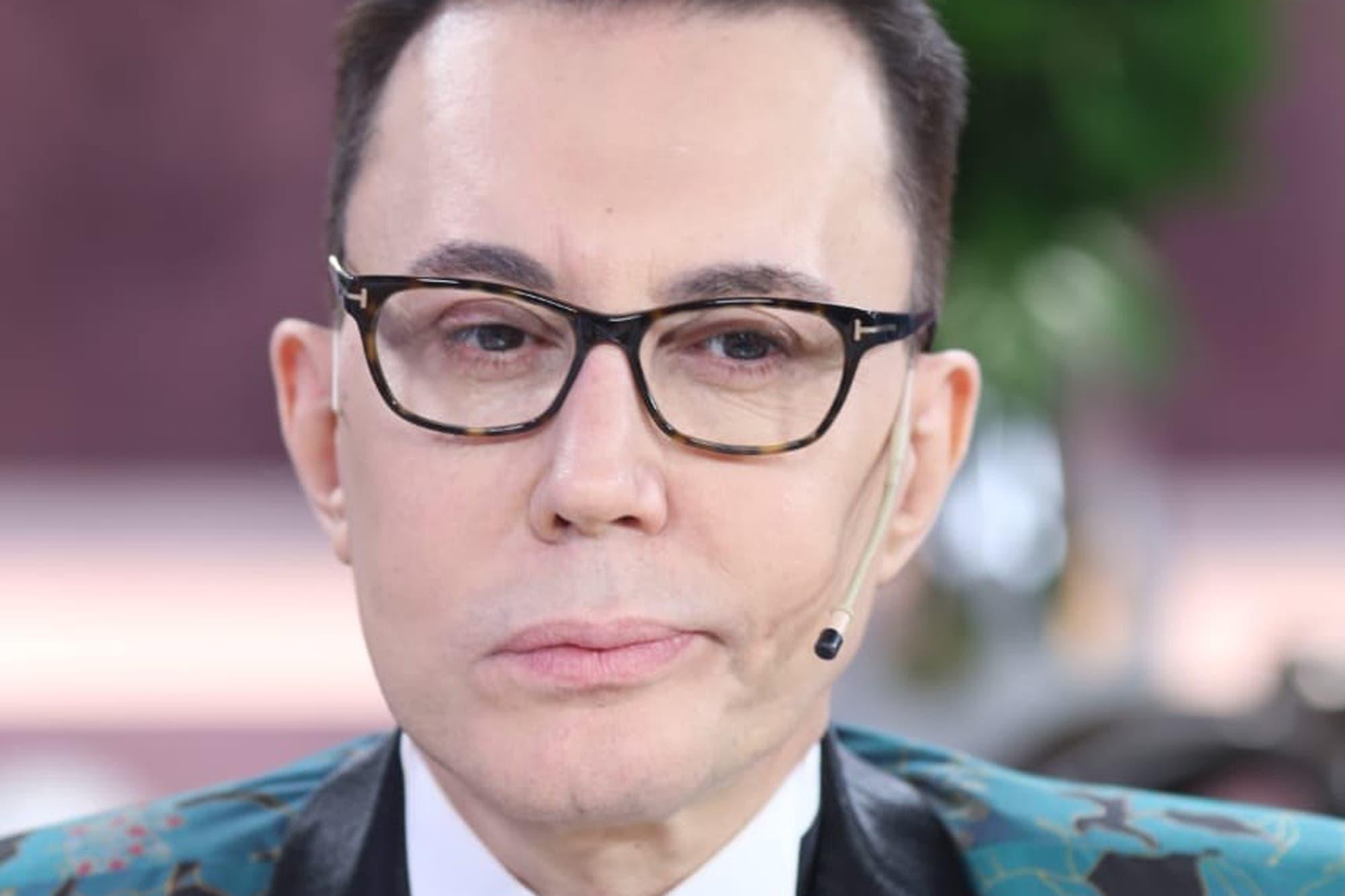 Marcelo Polino habló sobre la polémica que salpica a Marcelo Tinelli