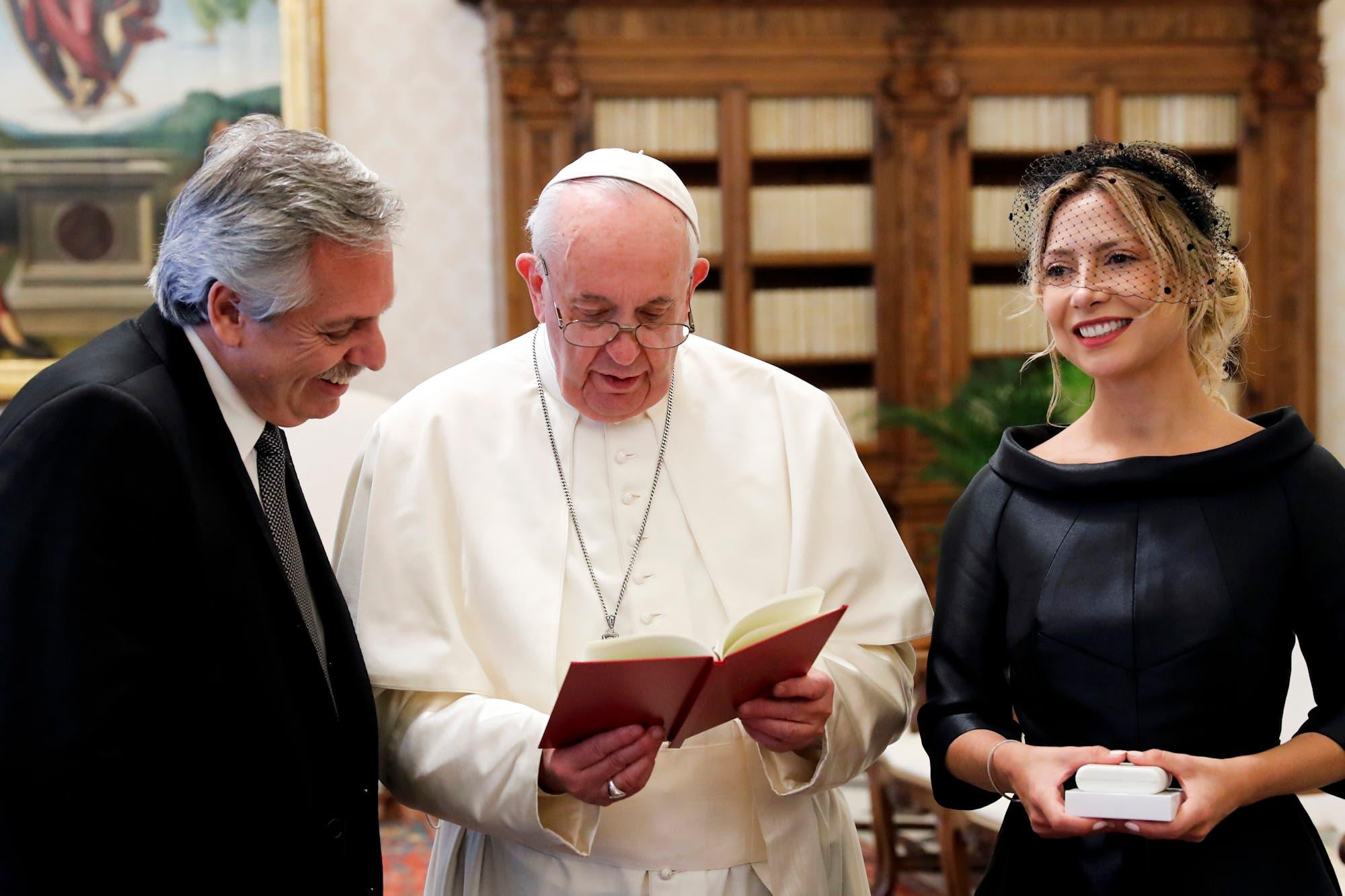 Alberto Fernández llamó a Francisco para agradecerle las gestiones que ayudaron al acuerdo por la deuda