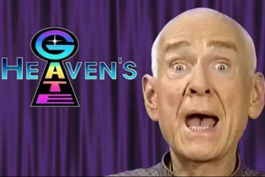 La setta guidata da Marshall Applewhite sosteneva di essere extraterrestre.  Fonte: ipertestuale.
