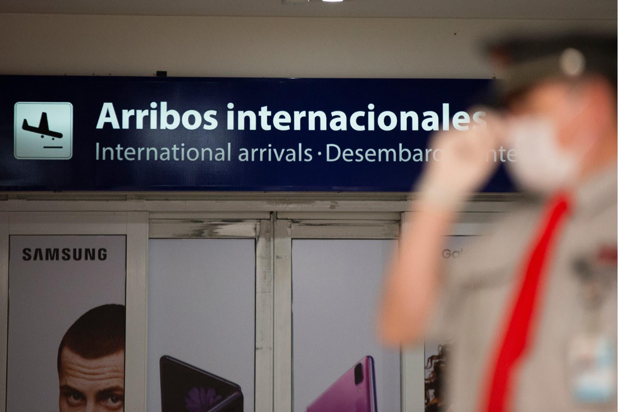Vuelos internacionales: el Gobierno restringe rutas a Estados Unidos, Europa, Brasil y México