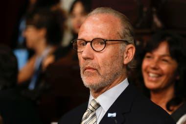Carlos Rosenkrantz votó en contra de darle fondos al frente de Biondini
