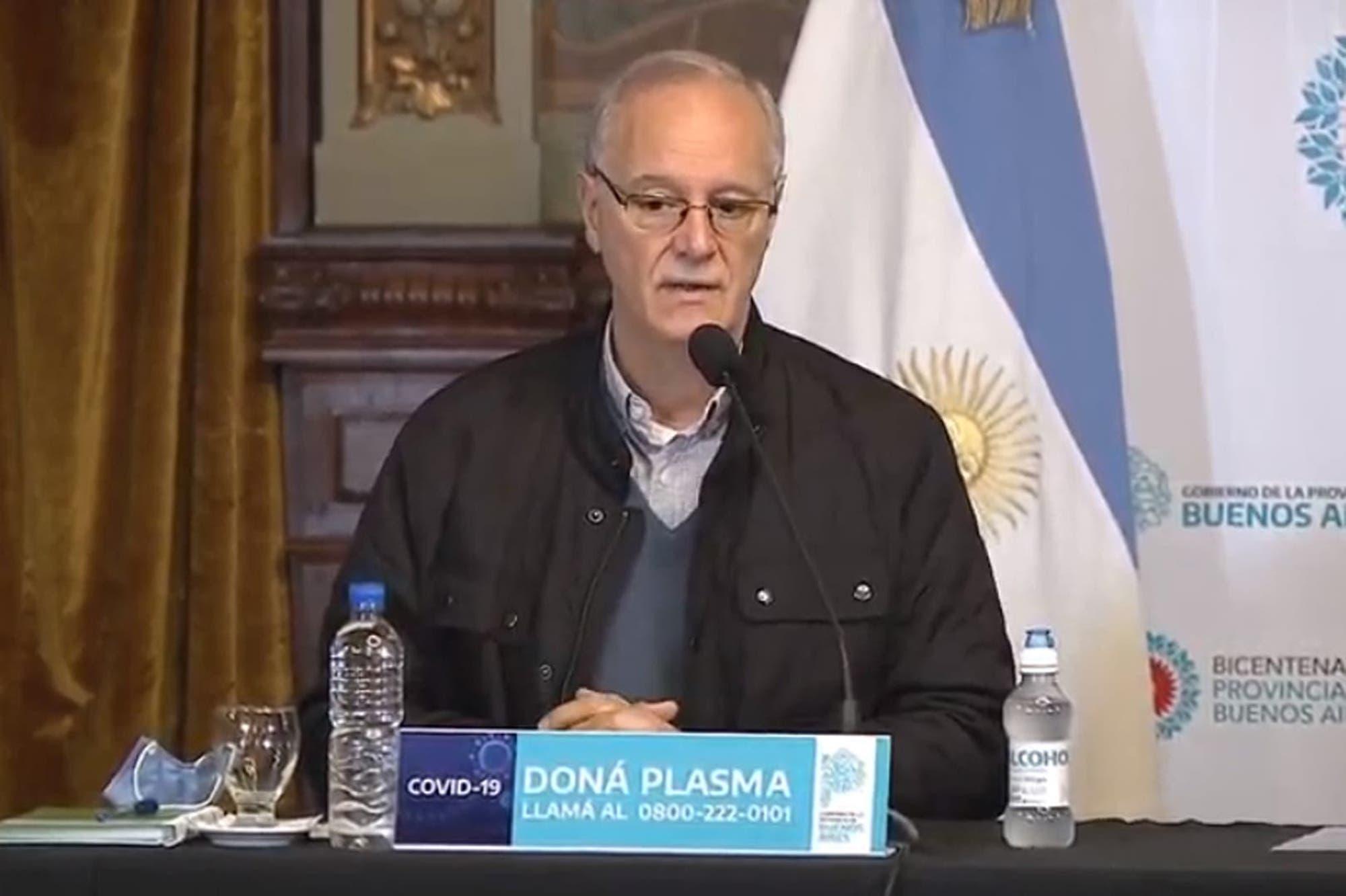"""""""Ruleta rusa"""": Daniel Gollán volvió a apuntar contra la gestión de Horacio Rodríguez Larreta"""