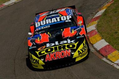 Guillermo Ortelli cambió de equipo pero continúa rezagado: el heptacampeón clasificó apenas 37º a su Chevrolet en el sábado porteño.
