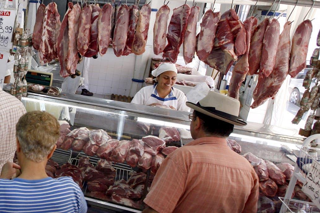 La carne subió 4,9% en enero y el consumo sigue en los valores más bajos en 100 años