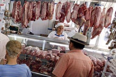 Según Fade, el maíz explica solamente el 4,5% del valor del kilo de carne al mostrador