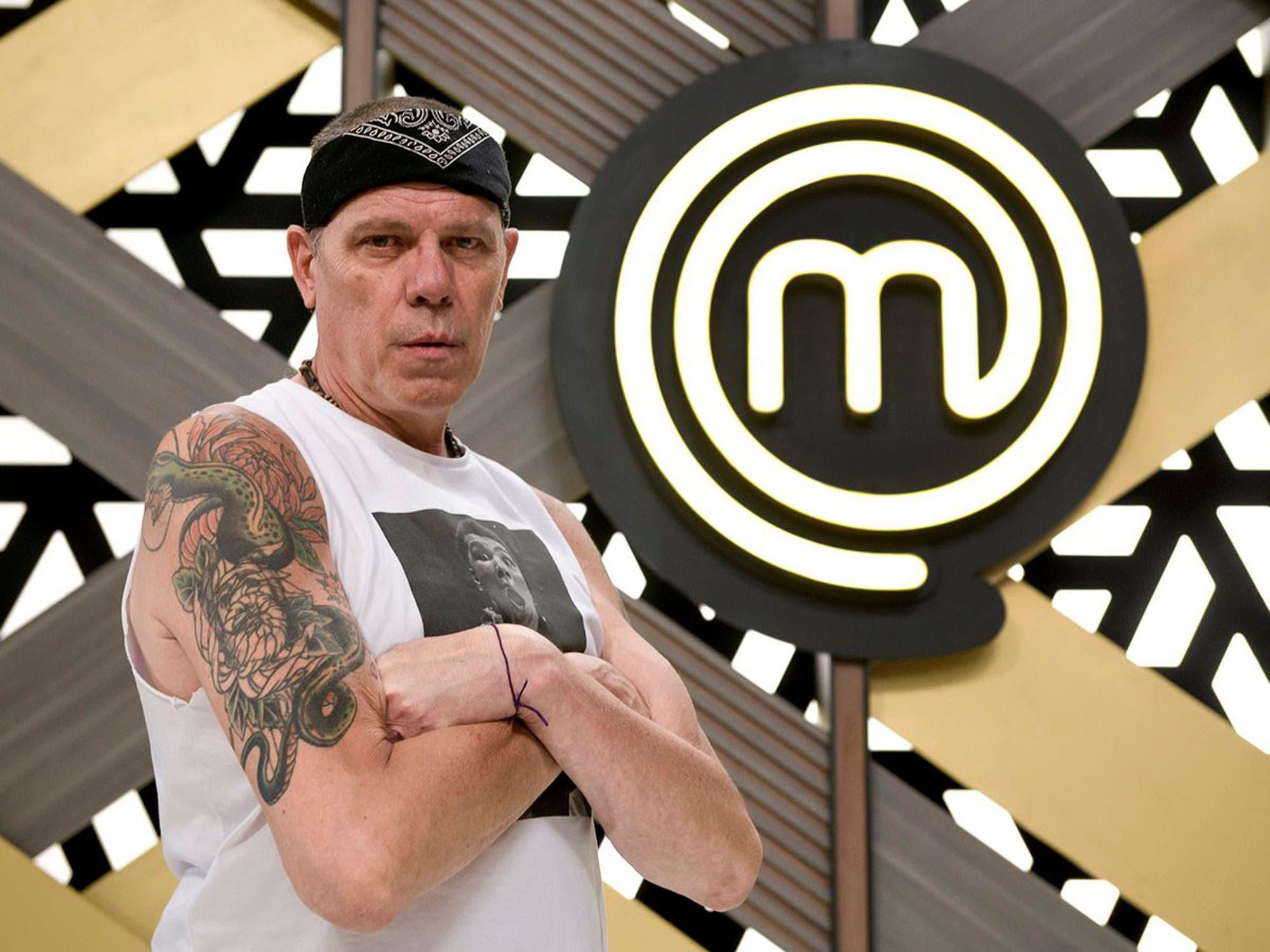 """MasterChef Celebrity: quién es el """"Loco"""" Montenegro, el exbasquetbolista que debutó en el reality argentino"""