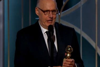 Jeffrey Tambor, mejor actor de comedia por Transparent