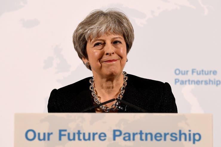 Theresa May debió armar una peligrosa alianza con un partido de Irlanda del Norte