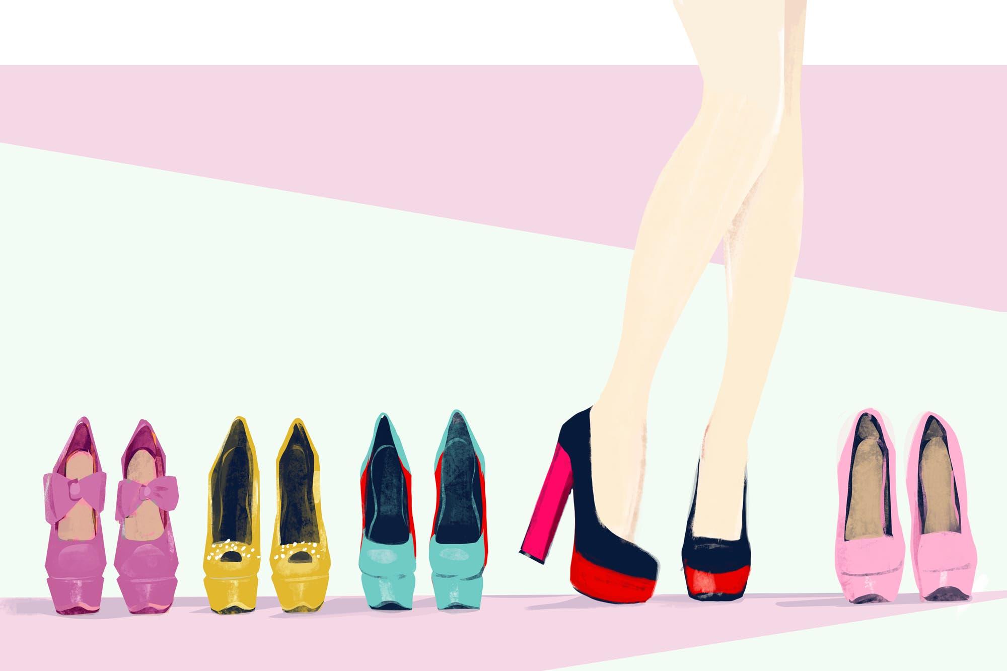 89b4a865 ¿Por qué usamos siempre los mismos zapatos? - LA NACION