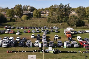 La organización criminal operaba en Junín, donde había sido capturado otro grupo con similares características; decomisaron 80 autos
