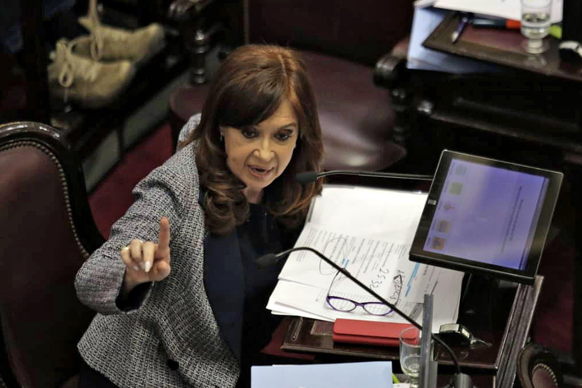 """Los cuadernos de las coimas: """"No me arrepiento de nada de lo que hice"""" y otras frases de Cristina Kirchner"""