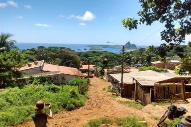 Vila dos Remédios, el poblado más antiguo