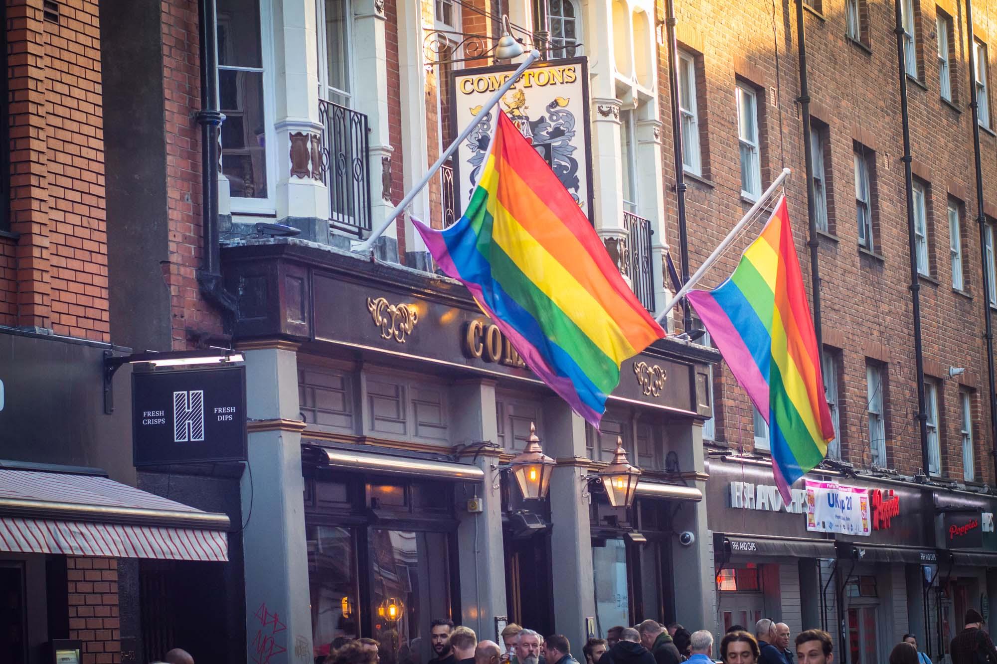 Anecdota Porno Gay por qué los barrios gays ya no son lo que eran - la nacion