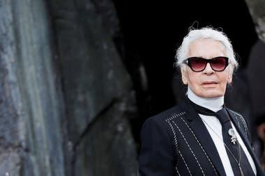 3dc5cf5286c Karl Lagerfeld. El diseñador de moda que se hizo leyenda - LA NACION