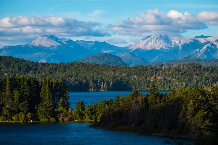 Parque Nahuel Huapi. Río Negro-Neuquén