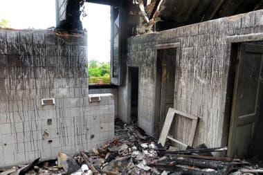 El palacio Otamendi está abandonado