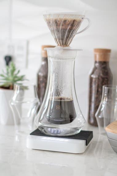 La jarra se adapata a todos los métodos de filtrado